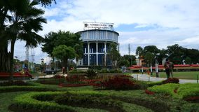 Torre de água Fotografia de Stock