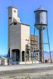 Torre de água Fotos de Stock Royalty Free