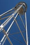 Torre de água da cidade pequena Imagem de Stock