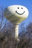 Torre de água de sorriso Fotografia de Stock