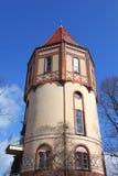 Torre de água em Kiel Imagens de Stock