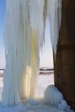Torre de água quebrada Fotografia de Stock Royalty Free