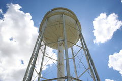 Torre de água velha Imagem de Stock Royalty Free