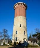 Torre de água velha Fotos de Stock