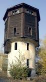 A torre de água velha Foto de Stock