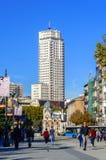 Torre de Μαδρίτη στη πρωτεύουσα της Ισπανίας Στοκ φωτογραφία με δικαίωμα ελεύθερης χρήσης