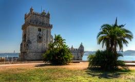 Torre de贝拉母II 库存图片