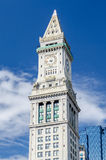 Torre de aduanas, Boston Fotografía de archivo libre de regalías