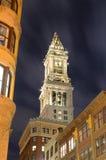 Torre de aduanas de Boston Imagen de archivo libre de regalías