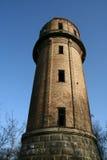 Torre de agua abandonada Imagen de archivo libre de regalías