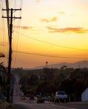 Torre de agua de Fallbrook Imagen de archivo