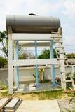 El tanque del abastecimiento de agua Imágenes de archivo libres de regalías