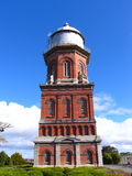 Torre de agua de la historia Fotos de archivo