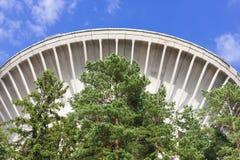 Torre de agua en Vantaa, Finlandia foto de archivo libre de regalías