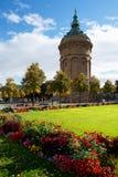 Torre de agua, Mannheim, Alemania. fotografía de archivo