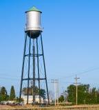 Torre de agua para una pequeña ciudad Foto de archivo libre de regalías