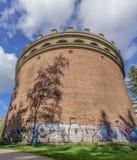 Torre de agua vieja Imagen de archivo