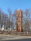 Torre de agua vieja Imagen de archivo libre de regalías