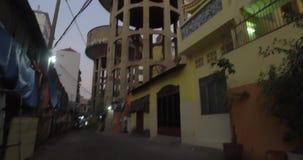 Torre de agua vieja en Ho Chi Minh, Vietnam
