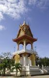 Torre de alarma budista Fotos de archivo libres de regalías