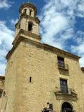 Torre de alarma de iglesia Imagen de archivo