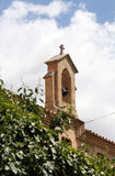 Torre de alarma de piedra Foto de archivo