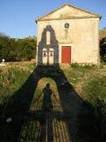 Torre de alarma vieja Imágenes de archivo libres de regalías