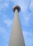Torre de Alexanderplatz imágenes de archivo libres de regalías