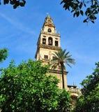 The Torre de Alminar Royalty Free Stock Photos