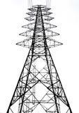 Torre de alta tensão Imagens de Stock