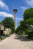 Torre de Américas Imagenes de archivo