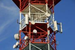 Torre de Anntenna Fotografía de archivo