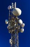 Torre de antena Foto de archivo