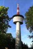 Torre de antena de la comunicación Imagenes de archivo