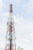 Torre de antena de rádio Fotografia de Stock Royalty Free