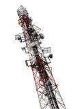 Torre de antena do telefone móvel Fotografia de Stock Royalty Free