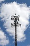 Torre de antena do telemóvel Fotografia de Stock Royalty Free