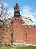 Torre 2011 de Arsenalnaya do Kremlin de Moscou Fotografia de Stock