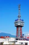 Torre de Asahi en Beppu Imagenes de archivo