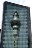 Torre de Auckland fotografia de stock royalty free