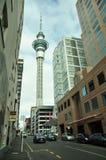 Torre de Auckland Foto de archivo libre de regalías