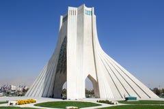 Torre de Azadi imagem de stock royalty free