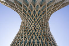 Torre de Azadi imagens de stock royalty free