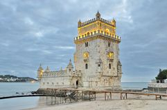 Torre de Belém Royalty Free Stock Photography
