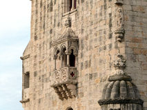 Torre de Belém (ЮНЕСКО) Стоковое Фото