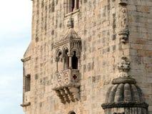 Torre de Belém (la UNESCO) Foto de archivo