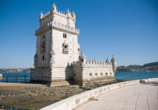 Torre de Belém Fotos de Stock Royalty Free