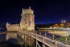 Torre de Belém Stockbilder