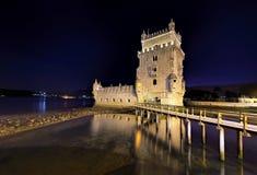 Torre de Belém Image libre de droits