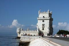 Torre de Belém Imagem de Stock Royalty Free